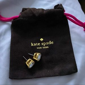 Kate spare diamond earrings